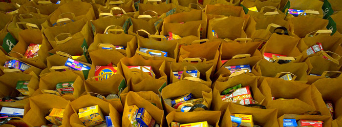 Faith Journey United Methodist Church Food Pantry Support