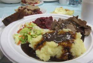 63rd Semi-Annual Roast Beef Dinner - Oct. 27th @4pm @ Faith Journey United Methodist Church | Clay | New York | United States