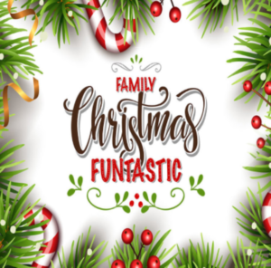 Christmas Fun-tastic Family Event, Dec. 9th 4-7pm @ Faith Journey United Methodist Church