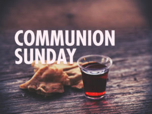 Communion Sunday, April 7th, 2019 - 9:30am, 11:00am & 12:30pm @ Faith Journey United Methodist Church | Clay | New York | United States